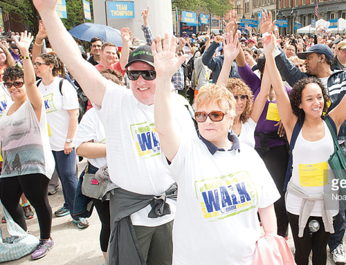 GreenSigns Donates Advertising Space for 8th Annual NAMIWalk